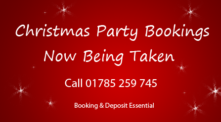 Christmas Bookings Now Being Taken at Vivere Italian Restaurant Stafford